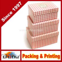Fundamentos para el hogar Cajas anidadas con tapas (12D2)