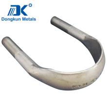 Pièces de forge personnalisées en aluminium avec haute qualité