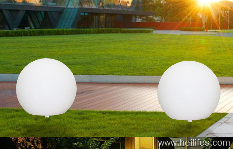 Popular LED Ball light Solar Recharge