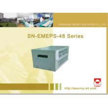 Emergencia dispositivo de nivelación para el elevador (SN-EMEPS-48)