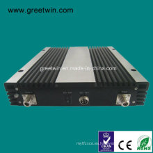 24dBm GSM850 + PCS1900 + Aws1700 + Lte2600 Amplificador del teléfono móvil / amplificador de la señal del teléfono móvil (GW-24CPLA)