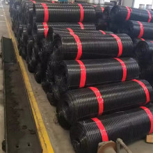 Uniaxial High Density GeoGrid Retaining Wall Reinforcement