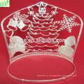 2014 Корона Санта-Клауса, большая корона-призрак, высокие диадемы животных для продажи
