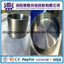 Crisol o crisoles sinterizados pulidos puros del molibdeno de la alta temperatura 99.95% o Tungstencrucible / Crisoles para el precio de fábrica creciente del horno del zafiro