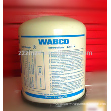 WABCO Bus air dryer filter for yutong higer kinglong