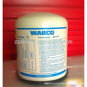 WABCO Bus air dryer filter for yutong higer kinglong
