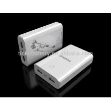 TINKO new arrival power bank 7800mah OEM welcomed