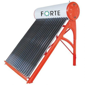 Pre Heated Copper Coil Solar Water Heater