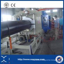 2015 nouveau type tuyau de HDPE faisant la machine