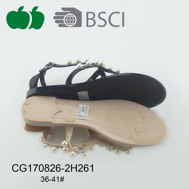 lady new sandals