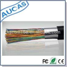 La jalea caliente de la venta llenó el cable de teléfono subterráneo multipair con el certificado de RoHS del CE