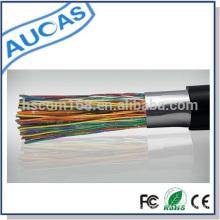 A geléia quente da venda encheu o cabo subterrâneo do telefone multipair com o certificado do CE RoHS