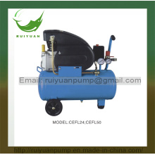 24L 1.5KW 2HP 8 Bar Aluminum Wire Cefl24 Direct-Driven Air Compressor
