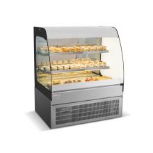 energy drink cold drinks display showcase refrigerator