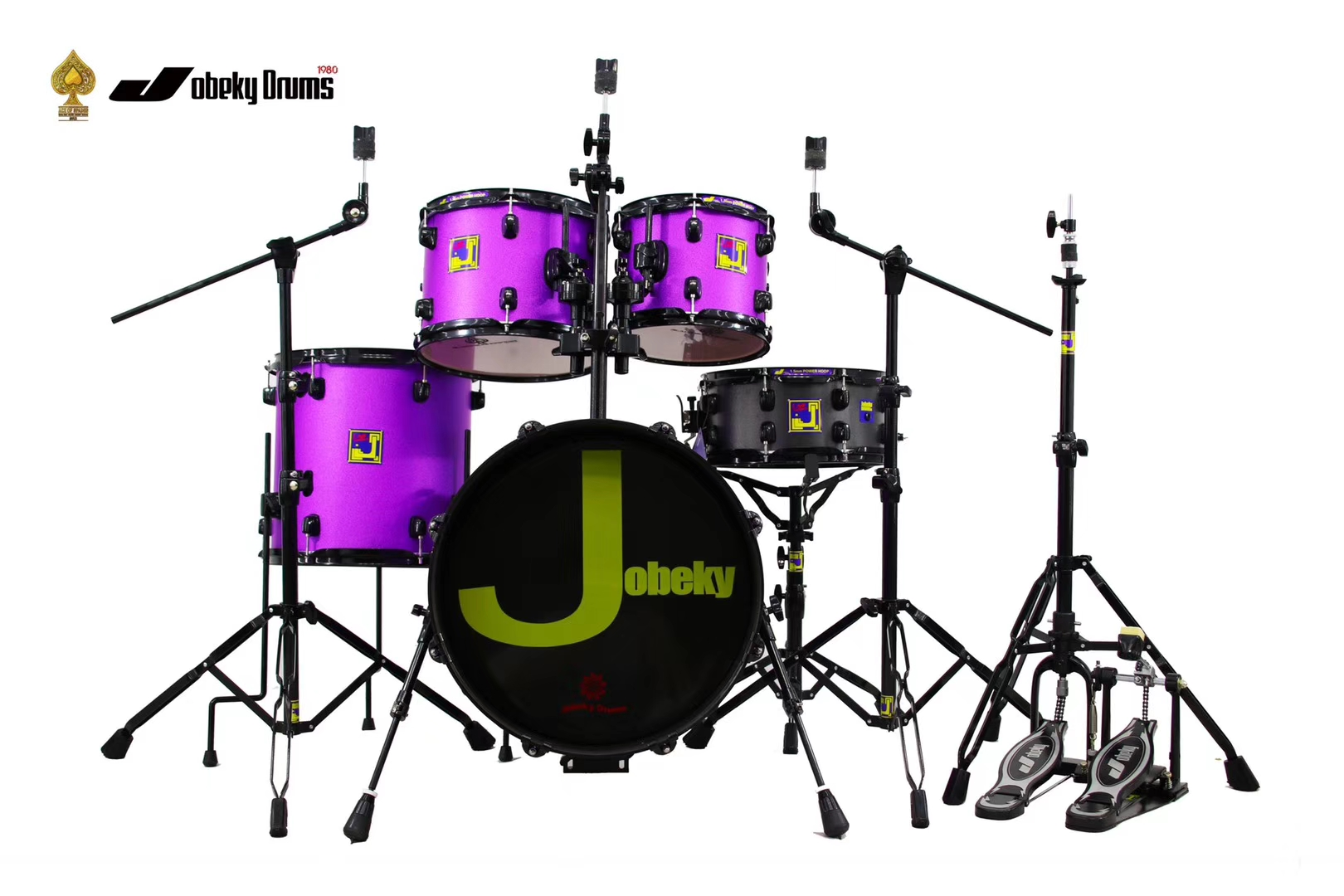 Minisize Drum Set