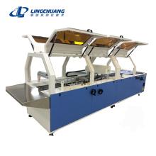 Автоматическая складывающая машина одежды