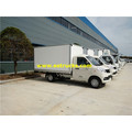 1 тонна 4x2 мини-фургоны с охлаждением