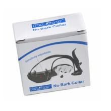 Fabricação de Petrainer Stop Dog Barking Collar PET-853