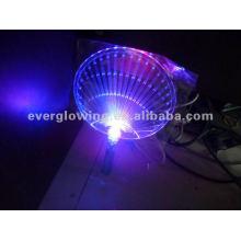 LED blinkt Handgebläse
