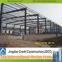 Professionelles vorgefertigtes strukturelles Stahllager & Gebäude