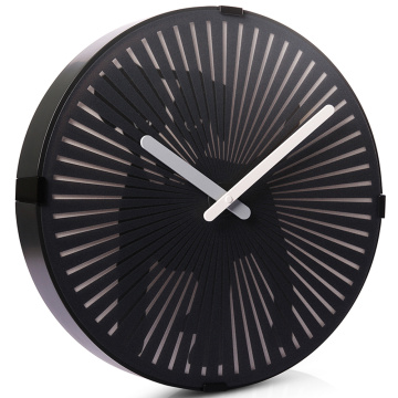 Lovely Puppy Motion Wall Clock