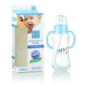 10oz PP Vakuum Flasche Fütterung Flasche Erwachsene Baby Milch Flaschen Mix Farben