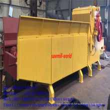 Top Quality Composite Wood Crusher Machine for Wood Pieces