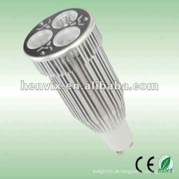 9W Dimmable LED Scheinwerfer GU10