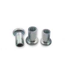 Rebite semi-tubular de cabeça plana de grau 8.8 Rebite de ponta oca