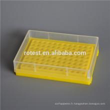 Boîte de micro tube à centrifuger de 0,2 ml