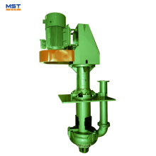 40 MSP Vertical Slurry Mining Water Industry submersible water pump