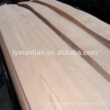 chapa de madera de chapa de angre de ingeniería china