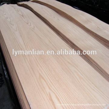 Chinesisches Angre-Furnier-Holzfurnier