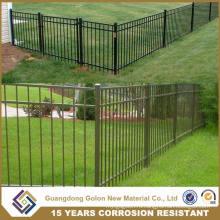 Стальной забор / Железный забор / Охрана безопасности
