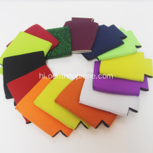 Collapsbile neoprene सोडा कूलर आस्तीन multicolor कर सकते हैं