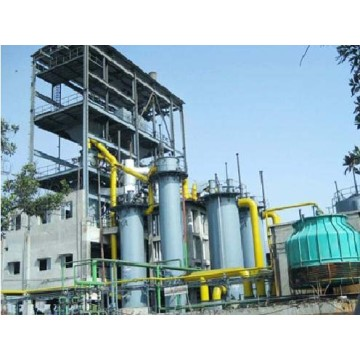 Two-Section Coal Gasifier