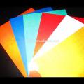 EG reflective vinyl sheet / Engineered reflective sheet