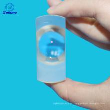 BK7 vidro Côncavo convexo lentes menisco
