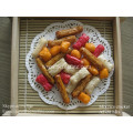 Rice Cracker Senbei Chinesisch Spicy Snack gebratenen Reis Cracker