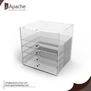 Factory Supplier for Acrylic Display Holder,Acrylic Display Box,Acrylic Menu Holder Wholesale From China Luxury High Quality Acrylic Makeup Organizer export to Argentina Exporter