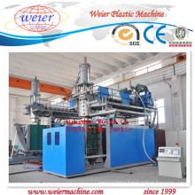 automatic extrusion blow barrel moulding machine