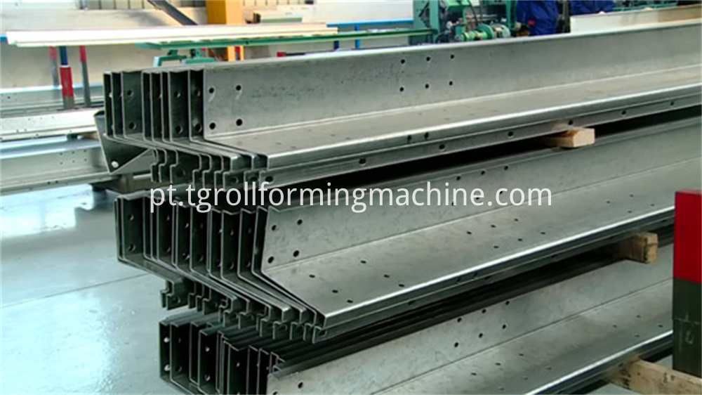 Steel Profile Roll Forming Machine