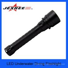 JEXREE CREE XM-L2U2 LED super helle Tauchausrüstung versteckte Tauchlicht