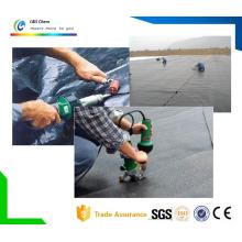 Geomembrane HDPE / LDPE / PVC comme revêtement étanche de construction, enfouissement, barrage