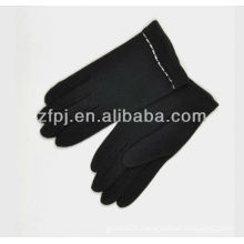 plain style wool touchscreen gloves for ipad