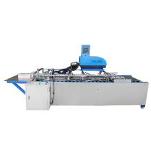 Sackunterschließmaschine mit Heißleimsystem
