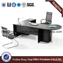 1.8 Meter High Quality Melamine Manager Table /Office Table (HX-6M419)