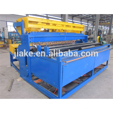 Automatic roll mesh grid welded zinc welding machine