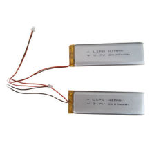 Lithium polymer 3.7V 042030 100mAh bluetooth battery battery, customization available