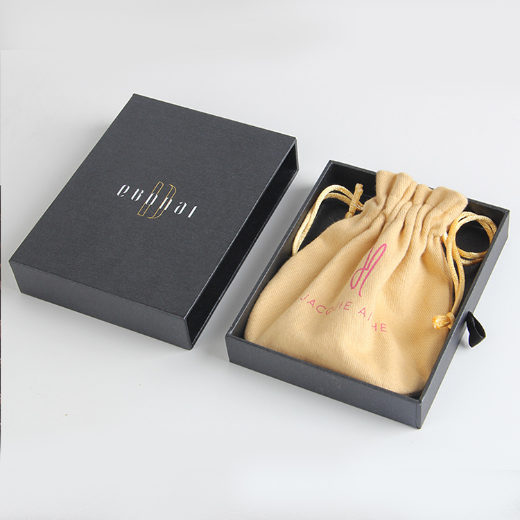 Custom Black Bangle Bracelet Jewelry Box